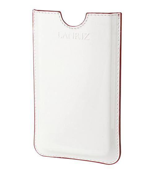 Чехол для Sony Xperia U Lanriz Colour box кожаный белый лак-красныйЛегкий, удобный и очень надежный чехол Colour box от турецкой компании Lanriz — прекрасная альтернатива объемным чехлам. Лаковое покрытие кожи очень приятно на ощупь, великолепно переливается на солнце, совершенно не скользит в руках и отлично защищает па...<br>