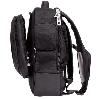 """Рюкзак для MacBook Pro 15"""" и iPad Brooklyn FulПрактичный рюкзак-конструктор позволяет комфортно путешествовать с 15-дюймовым ноутбуком MacBook Pro и планшетом iPad. &#13;<br>&#13;<br>Этот специализированный рюкзак объединяет в себе удобную сумку для планшета iPad и комфортный рюкзак для ноутбука MacBook<br>"""