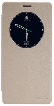 Чехол Nillkin Sparkle для Xiaomi Redmi Mi Max goldПрактичный чехол защищает девайс при падениях и ударах. Не секрет, что гаджеты часто роняют. Их ремонты стоят недешево. Позаботьтесь об этом заранее — защитите любимый девайс. В этом стильном чехле ваш мобильный гаджет будет долго выглядеть новым.<br>
