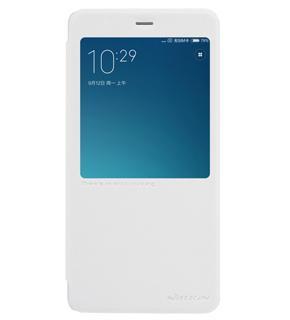 Чехол Nillkin Sparkle для Xiaomi Redmi Note 4 whiteПрактичный чехол защищает девайс при падениях и ударах. Не секрет, что гаджеты часто роняют. Их ремонты стоят недешево. Позаботьтесь об этом заранее — защитите любимый девайс. В этом стильном чехле ваш мобильный гаджет будет долго выглядеть новым.<br>