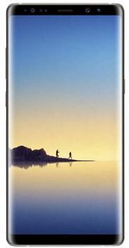Samsung Galaxy Note 8 SM-N950 Dual 64 GbSamsung Galaxy Note 8 — ультимативный бизнес-смартфон. Изделие премиум-класса дарит огромный функционал. Экранное разрешение QuadHD+ говорит само за себя. Процессор с 8 ядрами заставляет систему «летать». На девайсе прекрасно «идут» тяжелые 3D-игры: WoT: ...<br>