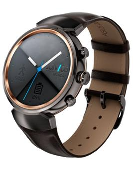 Asus ZenWatch 3 WI503Q Leather Dark BrownAsus ZenWatch 3 — функциональный носимый гаджет, улучшающий жизнь владельца. Девайс изготовлен из премиум-материалов с учетом традиций часовой отрасли. Интерфейс смарт-часов можно гибко настраивать. Высокая автономность превращает ZenWatch в практичный мо...<br>