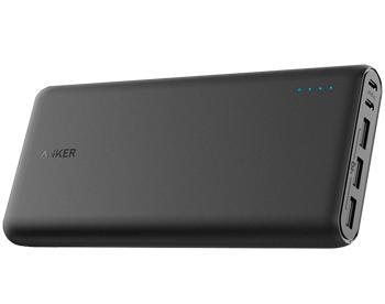 Внешний аккумулятор универсальный Anker PowerCore 26800 (A1277H11) mAh Black