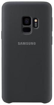 Чехол для Samsung Galaxy S9 Silicone Cover Black<br>