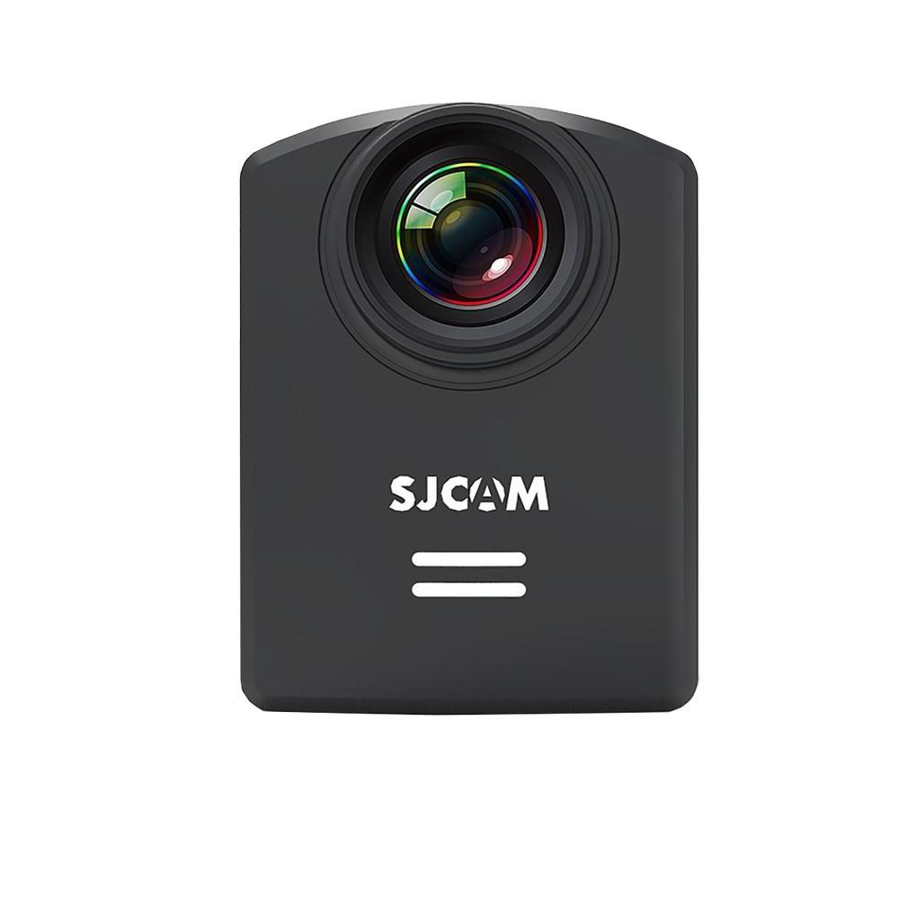 Экшн-камера SJCAM M20 4K blackВозможность 4К-записи при доступной цене — ключевой козырь камеры. Новинка SJCAM обладает богатым набором функций. Эта миниатюрная экшн-камера снимает с качеством Full HD до 60 fps, а также 2160p 24 fps, в форматах MOV/MPEG4. Модель совместима со многими ...<br>