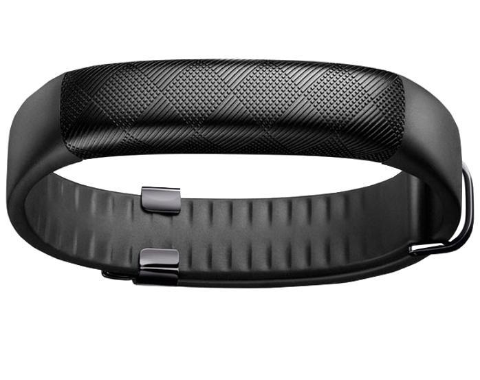 Фитнес-браслет Jawbone Up2 ЧерныйФункциональный, изщный, доступный. Таким получилс новейший браслет от известного бренда, который может реально улучшить качество жизни. Новинка почти в 1,5 раза компактнее своей предшественницы - модели Up24. Гаджет четко отслеживает периоды сна и физич...<br>