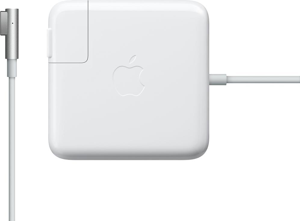 Блок питания Apple Magsafe Power Adapter 85W (MC556Z/B)Блок питания Apple 45W для нового порта MagSafe 2 продуман до мелочей. С ним ваш MacBook Air или MacBook Pro никогда не останется без энергии. Закажите блок питания и оцените изобретенный Apple.Inc магнитный коннектор. Он гарантирует безопасное отключен...<br>