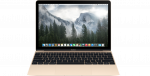 "Apple MacBook 12"" Early 2015 Retina MK4N2 Core M 1100 Mhz/12""/2304х1440/8Gb/512Gb Gold"