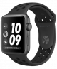 Apple Watch Nike+ 38mm Space Gray Aluminum Case with Anthracite/Black Nike Sport Band