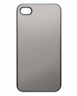 Панель для iPhone 4 iCover Combi Mother of Pearl Silver/Silver