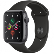 Apple Watch Series 5 GPS 44mm Aluminium Case
