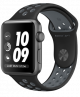 Apple Watch Nike+ 38mm Space Gray Aluminum Case with Black/Cool Gray Nike Sport Band