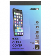 Стекло защитное для Apple iPhone X/XS/11 Pro Hardiz 2.5D Clear
