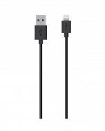 Кабель Belkin Lightning to USB 2 метра, черный