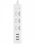 Удлинитель Xiaomi Power Strip (3 розетки), 3 USB