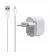 Сетевое з/у Belkin Home Charger для iPhone 5 / iPod Touch 5G / iPod Nano7G. Белый