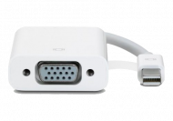 Переходник Apple Mini DisplayPort to VGA Adapter (MB572Z/B)