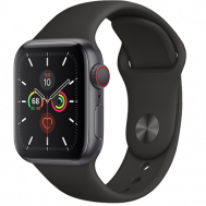 Apple Watch Series 5 GPS+ Cellular 40mm Aluminium Case