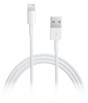 Кабель APPLE USB-Lightning 1m