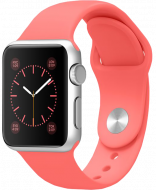 Apple Watch Sport 38mm with Sport Band (РСТ)