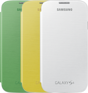 Чехол Samsung для Galaxy S IV mini (книжка)