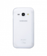 Чехол для Samsung Galaxy Ace 3 Melkco Ultra thin Air PP case 0.4mm Transparent