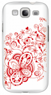 Панель Artske для Samsung Galaxy S III Love