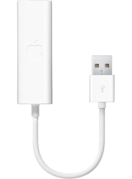 Переходник Apple USB Ethernet Adapter (MC704ZM/A)
