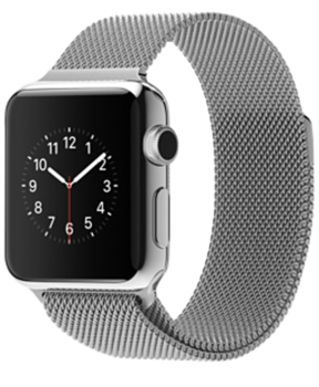 Apple Watch 38mm Stainless Steel Case
