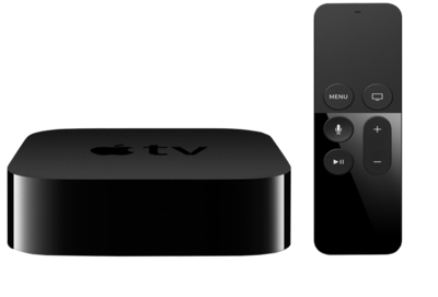 Медиаплеер Apple TV New